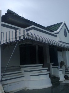 canopy kain lugina karya awning canopy kain 31g