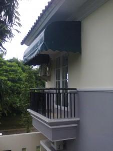 canopy kain lugina karya awning canopy kain 31p