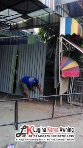 folding gate lugina karya awning 1