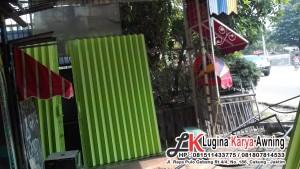 folding gate lugina karya awning 3