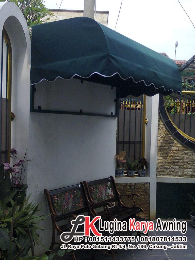 lugina karya awning canopy kain 5