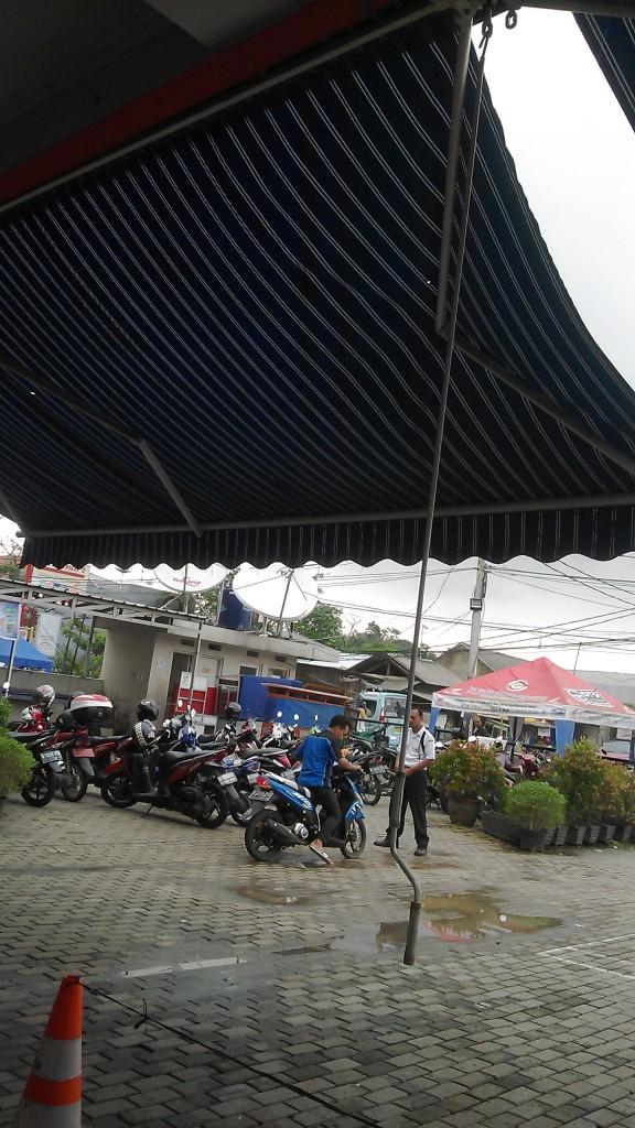 awning bekasi