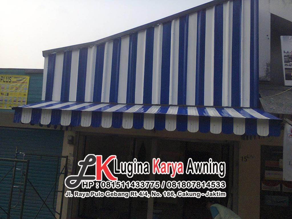 awning alumunium set