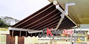 awning gulung lugina karya awning 1